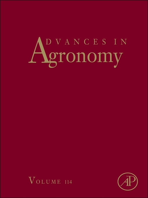 Advances in Agronomy (eBook)
